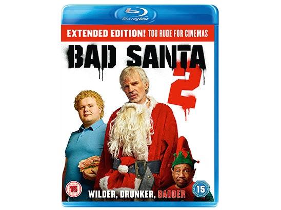 Bad Santa 2 on Blu-ray sweepstakes
