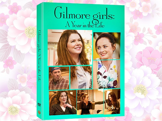 Gilmore Girls: A Year in the Life on DVD sweepstakes