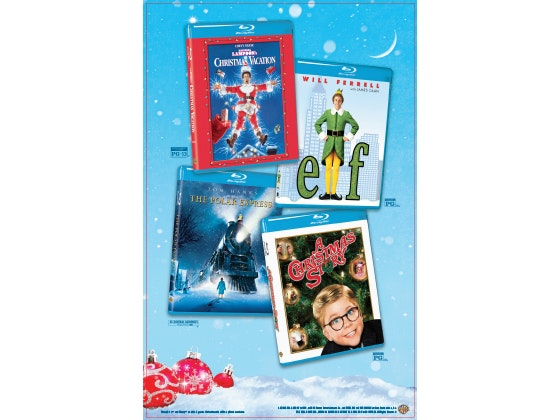 Holiday Movie Promotion sweepstakes