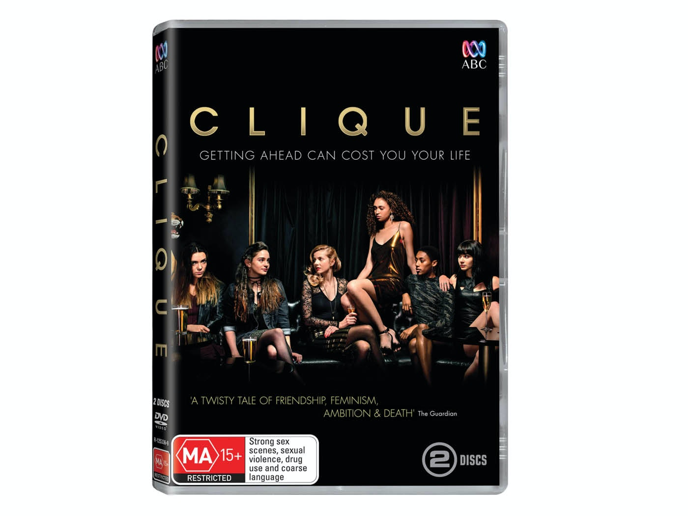 Clinque DVD sweepstakes