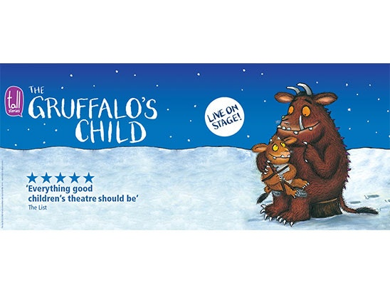 The Gruffalo's Child Live  sweepstakes