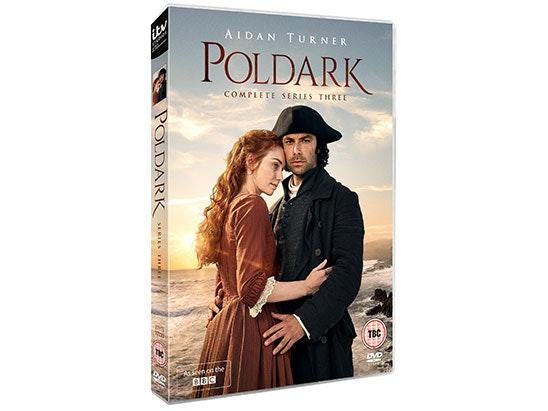 POLDARK COMPLETE SERIES 3 DVD         sweepstakes