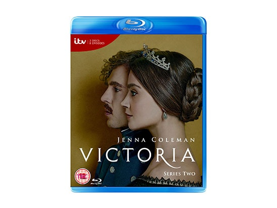 VICTORIA SERIES 2 BLU-RAY sweepstakes