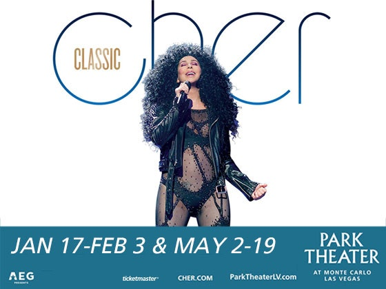 Cher Concert in Las Vegas sweepstakes