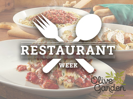 Olivegarden restaurant week giveaway 1