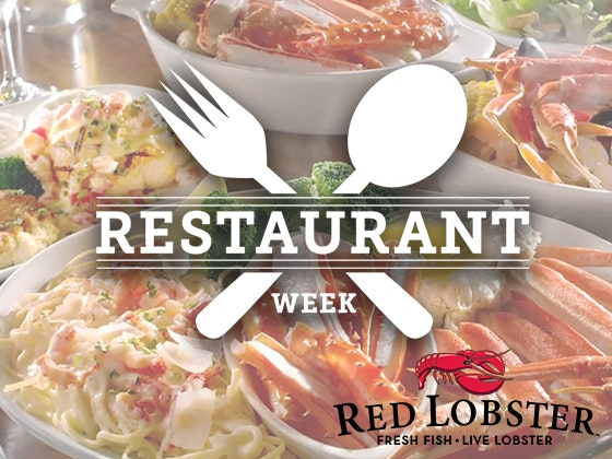 Red lobster restaurant week giveaway 1