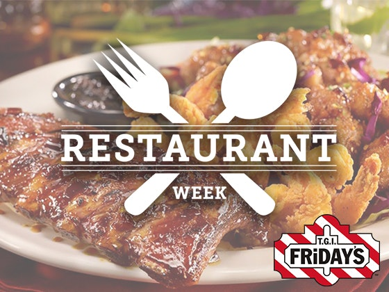 Tgifridays restaurant week giveaway 1