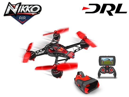 Nikko Air DRL Race Vision™ 220 FPV Pro sweepstakes