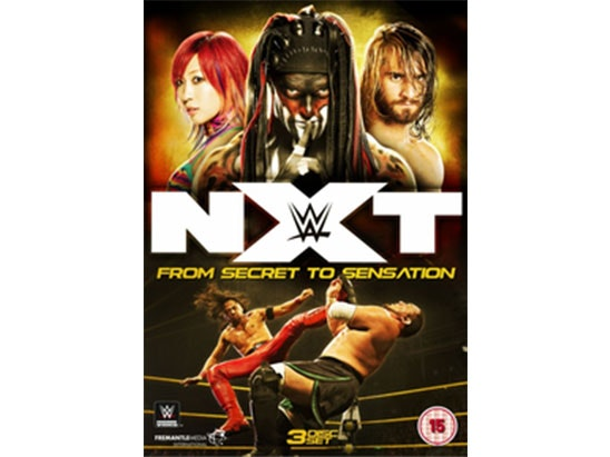 NXT: From Secret To Sensation  sweepstakes