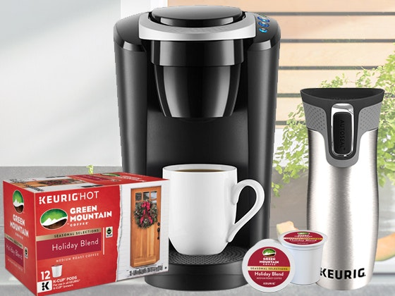 Keurig kselect prize package giveaway 2
