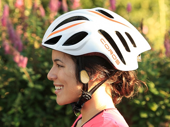 Coros helmet giveaway 1