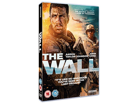 THE WALL on DVD sweepstakes