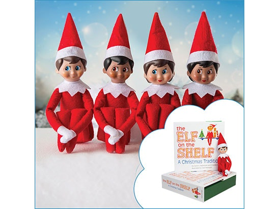 Elf On The Shelf sweepstakes