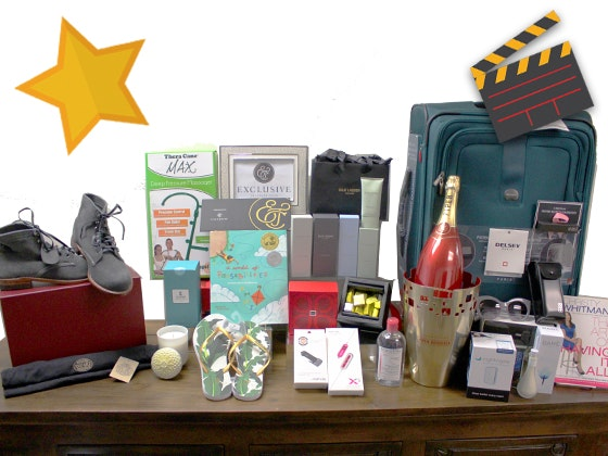 2017 American Cinematheque Award Gift Bag sweepstakes