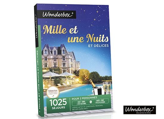 Wonderbox mille et une nuits