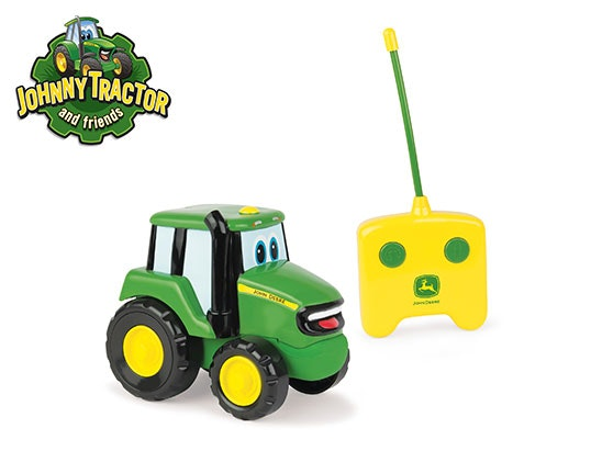 Remote Controlled Johnny Tractor.  sweepstakes