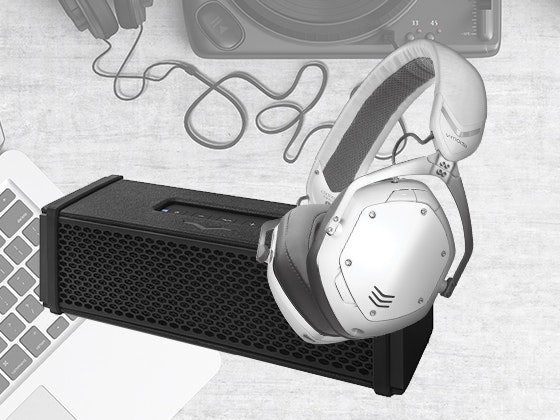 V-MODA Wireless Speaker & Headphones Set sweepstakes