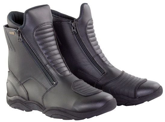Pulse Midi Tourer Boot in Black sweepstakes