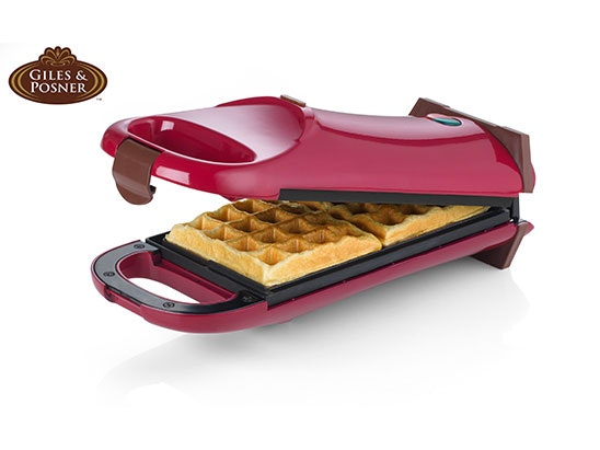 Giles & Posner Flip-over Waffle Maker sweepstakes
