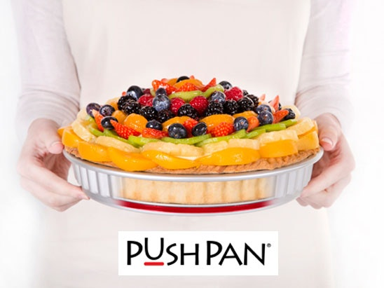 a set of  PushPan® Bakeware sweepstakes