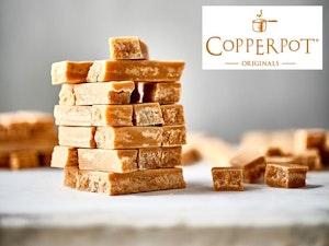 Fudge hamper copperpot originals st ives competition
