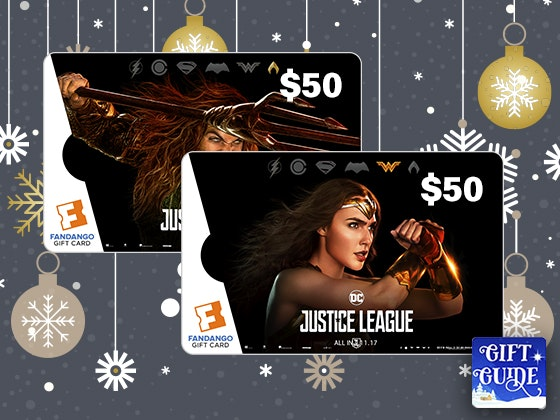 Holiday Gift Guide: Fandango Gift Card sweepstakes