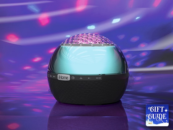 Holiday Gift Guide: iHome iBT175 Bluetooth Speaker sweepstakes