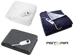 Astoria confort surmatelas couverture