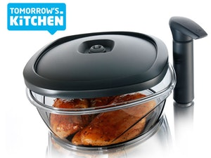 Tomorrow s kitchen instant marinater competition