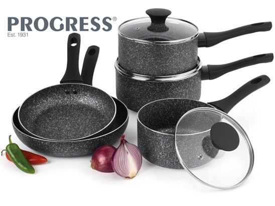 Progress smartstone pan set competition