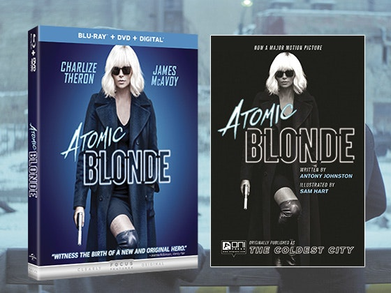 Atomic blonde giveaway 1