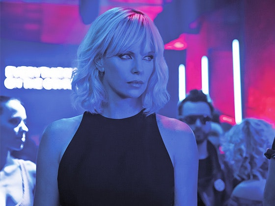 Atomic Blonde on Blu-ray + The Coldest City sweepstakes