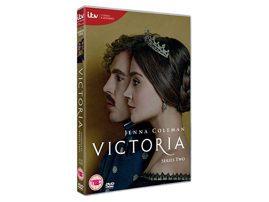 Classic ITV Drama Collections for Christmas sweepstakes