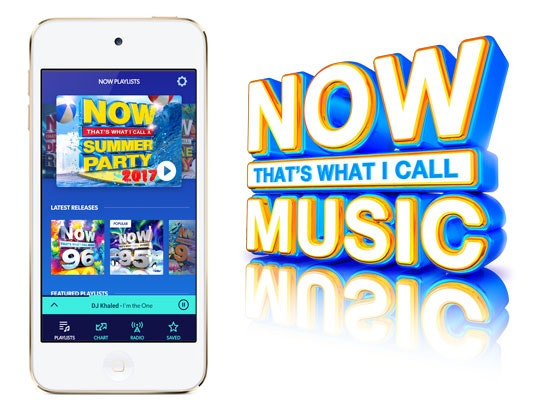 Ipod touch now music app competition