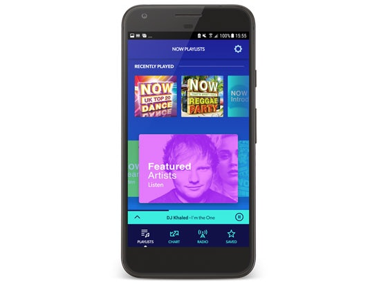 an Apple iPod Touch & NOW Music App voucher  sweepstakes