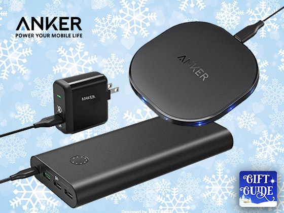 Holiday Gift Guide: ANKER Tech Accessories sweepstakes