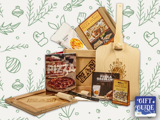 Holiday Gift Guide: Man Crates sweepstakes