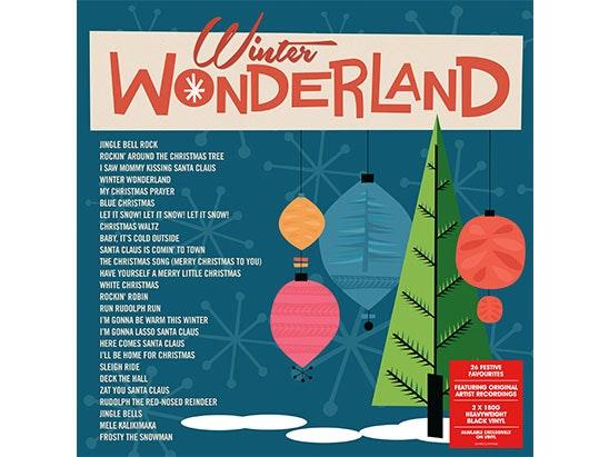 Winter Wonderland sweepstakes
