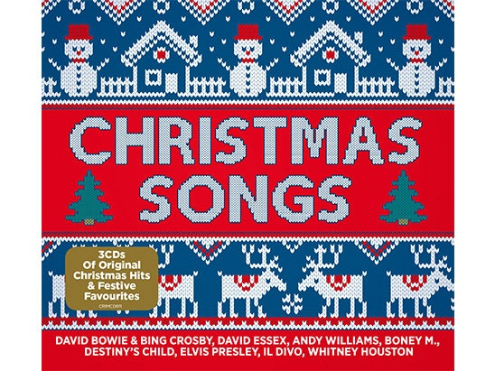 Christmas Songs sweepstakes
