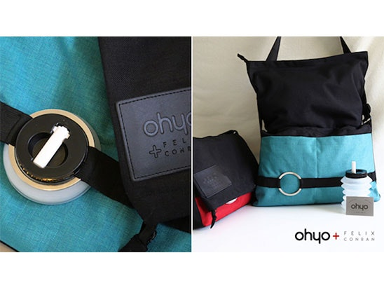 Ohyo Expandable 2Bag and Collapsible Bottle sweepstakes