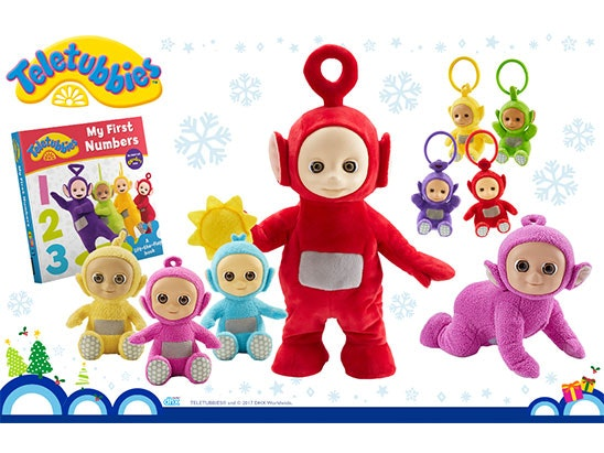Teltubbies bundle