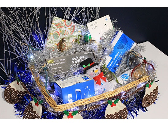 Christmas Hamper from ENGIE sweepstakes