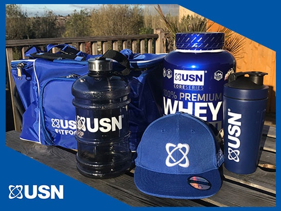 Fit Kit By USN sweepstakes