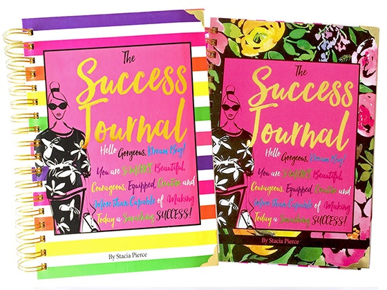 Success journal giveaway 1