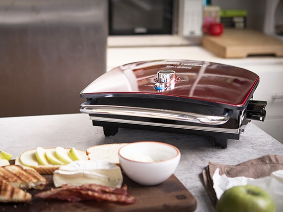 George Foreman Grill and Broil sweepstakes
