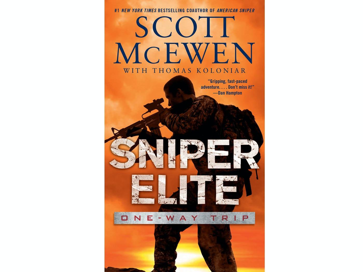 book Sniper eliter sweepstakes