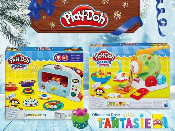 Gewinne den Magischen Ofen von Play-Doh! Gewinnspiel