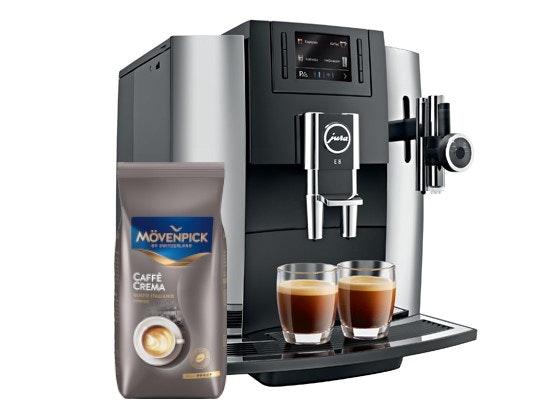 Kaffee-Genuss von Mövenpick Café Gewinnspiel