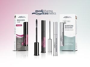 Medipharma wimpern booster mascara med xl
