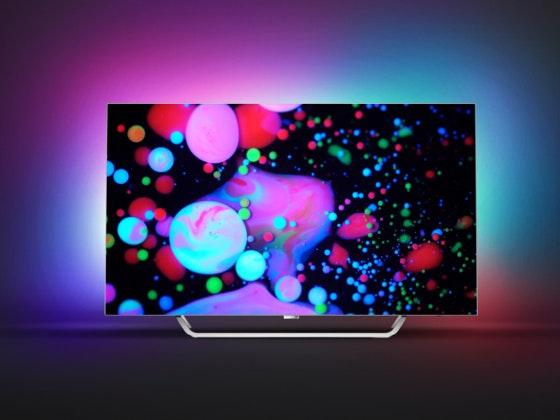 55-Zoll Ambilight-TV von Philips Gewinnspiel